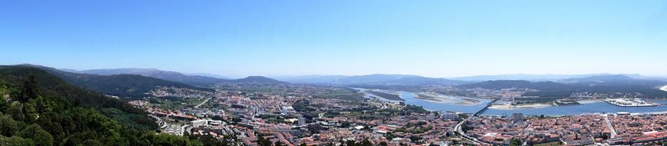 Vue de Santa Luzia