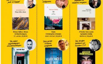 Prix des Lecteurs Club 2019